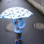 雨の日の引越し