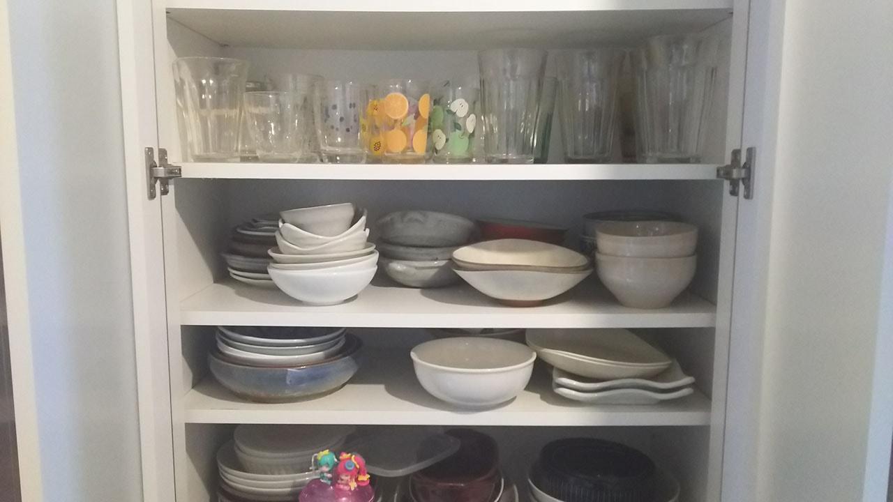 キッチンにある物の荷造り方法とコツ