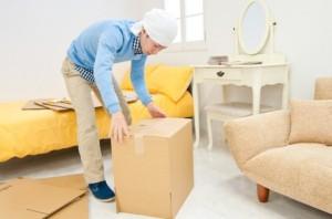 小物や割れ物など、引越しの荷造り、梱包に役立つ情報