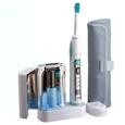 歯ブラシなどの荷造り