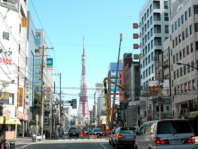 東京の引っ越し